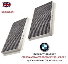 BMW 6 SERIES E63 E64 635D ALL MODELS CARBON CABIN POLLEN FILTER MICROFILTER