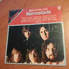LP MARMALADE BACK ON THE ROAD PHILIPS 6495 103  SIGILLATO ITALY PS MCZ