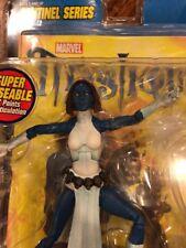 Marvel Legends Mystique Sentinel Series Toy Biz New Sealed MOC