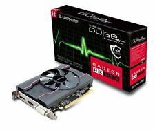 SAPPHIRE Pulse AMD Radeon RX 550 4GB GDDR5 Scheda Video (112681520G)
