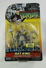 Teenage Mutant Ninja Turtles 2006 Rat King TMNT Enemies