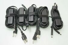 Lot of 5 Assorted HP 90W AC Adapter Charger Power Adapter Charger