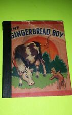 1939 The Gingerbread Boy Frederick Loeser & Co. Big Little Penny Book Premium