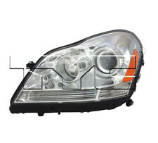 TYC Left Side Halogen Headlight Assembly for Mercedes Benz GL Class 2007-2012