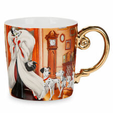 Disney Cruella De Vil 101 Dalmatians Fairytale Designer Collection Cup/ Mug USA