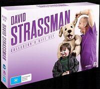 David Strassman Collector's Gift Set (DVD, 2014, 5 Disc Set) New  Region 4