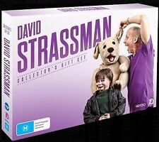 David Strassman Collector's Gift Set (DVD, 2014, 5 Disc Set) New  Region 4