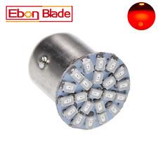 10X BAY15D 1157 22SMD RED LED Dual Filament Car Brake Stop Tail Light Bulb Globe