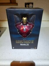 Hot toys Iron Man 2 Mark IV 1:4 Scale Collectible Bust