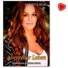 Andrea Berg - Abenteuer Leben - Songbook für Gesang, Klavier SB94 4260307720940