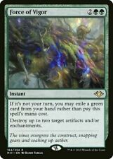 MTG - Morden Horizons  - Force of Vigor - x1 NM