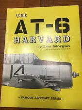 Soft Cover Book: The AT-6 Harvard by Len Morgan
