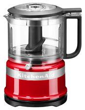 NEW KitchenAid 3.5 Cup Mini Chopper: Empire Red 5KFC3516AER