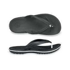 Mens Crocs Crocband Flip Black Sandal Flip Flop