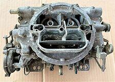 USED 1406 EDELBROCK WEBER CARBURETOR W/ELECTRIC CHOKE