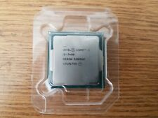 Intel Core I5-7400 SR32W 3.00ghz Socket LGA 1151 CPU Quad Core Processor