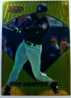 1996 96 Bowmans Best Ken Griffey Jr #71, Seattle Mariners, HOF