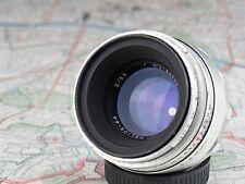 HELIOS 44 2/58 M42 mount lens BIOTAR 13 APERTURE BLADES
