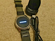 Samsung Gear S3 Classic Smart Watch - SM-R770 Silver / Army Green Band