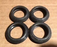 4 Schuco Reifen  / für Blechspielzeug Auto Studio 1050  /noch NEU
