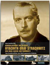 Generalleutnant Graf Strachwitz Charkow Stalingrad Heeresgruppe Nord Buch Book