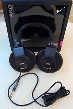 Akg K550 cerrado atrás auriculares de clase de referencia de aislamiento de ruido (1st Gen.) abierto #