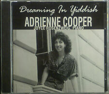 CD Adrienne COOPER - Dreaming en Yiddish, NEUF - dans emballage d'origine