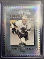 1994-95 Donruss Elite Series DieCut Insert #5of10 Wayne Gretzky 347/10000LAKings