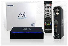 AMIKO A4 Android 4K Combo Receiver UHD 2160p 1x DVB-S/S2 1x DVB-C/T/T2