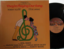 They're Playing Our Song (Soundtrack) M.Hamlisch,Carole Bayer Sager (Lucie Arnaz
