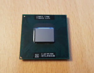 Intel Core 2 Duo T7800 2.6GHz / 800 / 4M (SLAF6) Socket P Notebook CPU