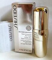 Shiseido Bio Performance Super Corrective Eye Cream Wrinkles Dark Circles 15ml