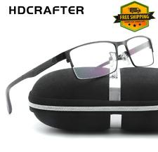 Gaming PC Anti Blue Light Block Mens Fashion UV Filter HD Eye Glasses Eyewear
