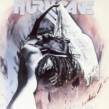 HURRICANE - OVER THE EDGE - CARDBOARD SLEEVE CD