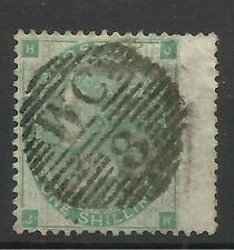 Sg 90, 1/- Green (JH) Good used.