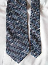 AUTHENTIQUE cravate cravatte  MISSONI   100% soie  TBEG  vintage