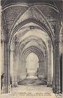 60 - cpa - ST GERMER - Ancienne abbaye - Passage de l'église abbatiale à la ...