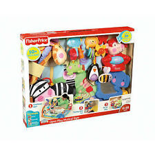 FISHER PRICE DISCOVER N GROW OPEN PLAY MUSICAL GYM NEW