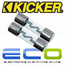 KICKER knpagu5 auto amplificatore AGU fusibili 5 Amp (COPPIA)