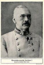 Österreich-ungarische Heerführer. Waffenbrüder im 1.Weltkrieg 1914-18 (Nr. 8695)
