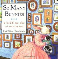 So Many Conejitos Tablero Libro : un Bedtime Abc y Counting por Walton, Rick