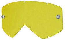 Occhiali da moto adulti con lenti in giallo