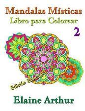 Mandalas Misticas: Mandalas Misticas Libro para Colorear No. 2 Edicion...
