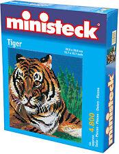 Ministeck Pixel Puzzle (31804): Tiger 4800 pieces