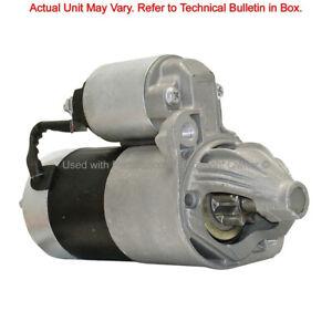 Starter Motor-New Quality-Built 12132N