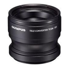 OLYMPUS Tele Converter Lens for TG1/2/3/4 TCON-T01 Japan