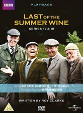 Last of the Summer Wine - Series 17 and 18 [DVD] [1995][Region 2]
