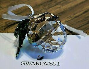 "Swarovski Crystal 2019, Limited Ed,. ""Winter Sparkle"" Acorn Figurine / Ornament"