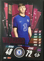2020-21 Topps Match Attax CL WILDCARDS Billy Gilmour Chelsea #WC8 INVEST