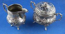 Hildesheimer Rose Milch und Zucker 800er Silber